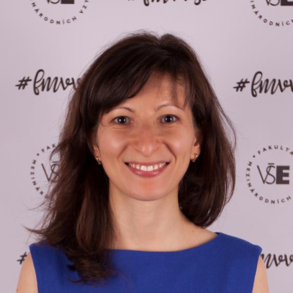 Cristina Procházková Ilinitchi, Ph.D.