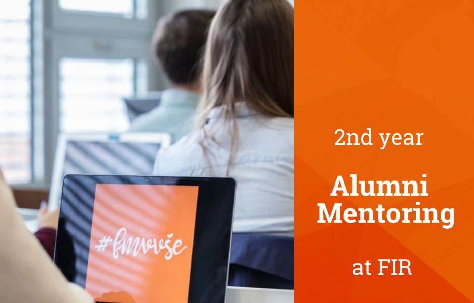 Applications for Alumni Mentoring for the Academic Year 2020/2021 Are Open Until October 2.