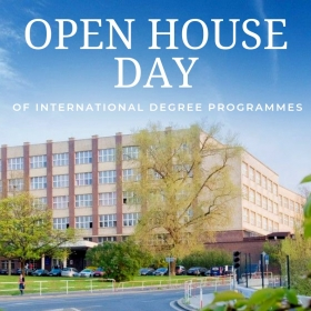 Open House Day of International Degree Programmes /4. 3./