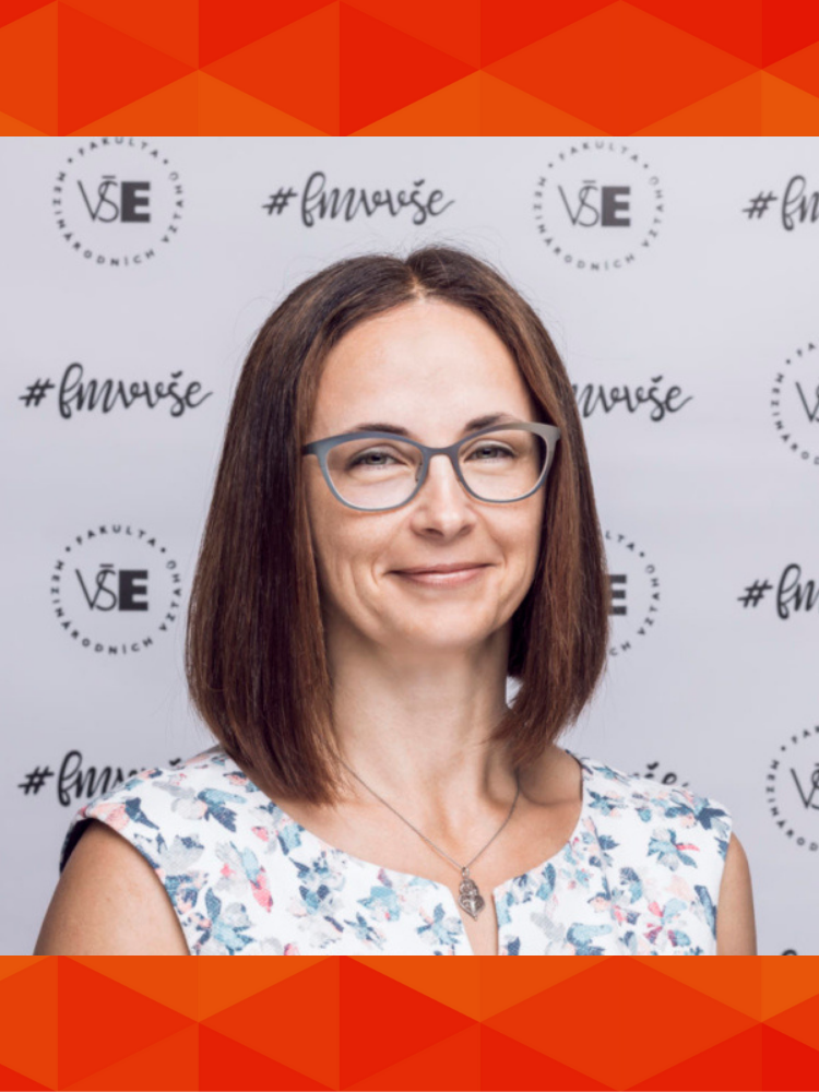 FIR vice-dean doc. Radka Druláková is the chairman of the Evaluation panel of the Czech Grant Agency