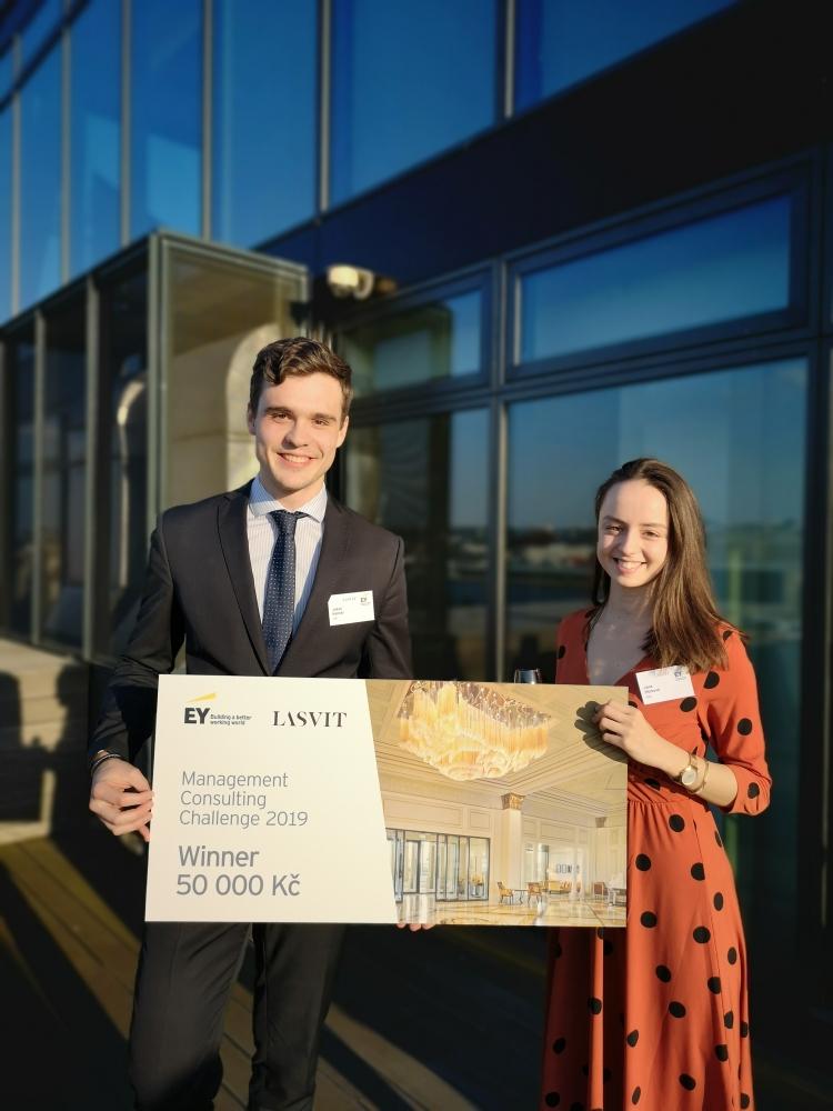 FIR team won Management Consulting Challenge 2019