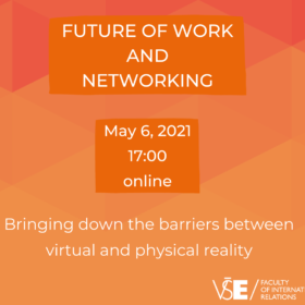 Future of Work and Networking by XLAB Realtime USA Creative Director /6.5./
