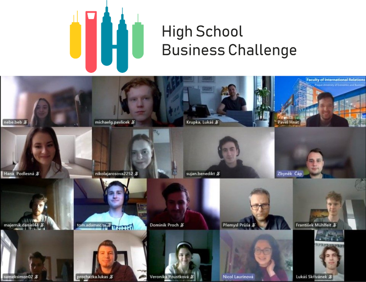 The winners of the national round of High School Business Challenge revealed!