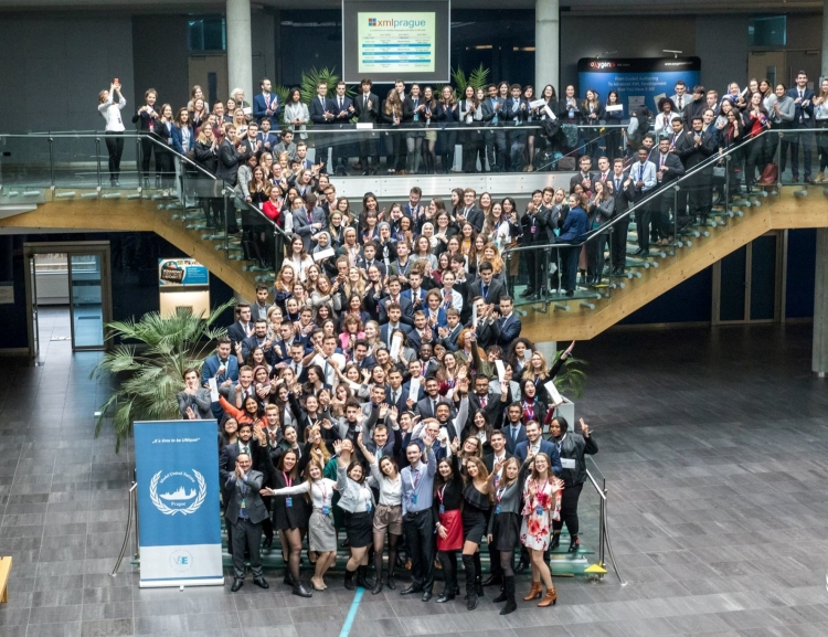 Another successful edition of Prague Model United Nations – PragueMUN 2019 – conference is behind!