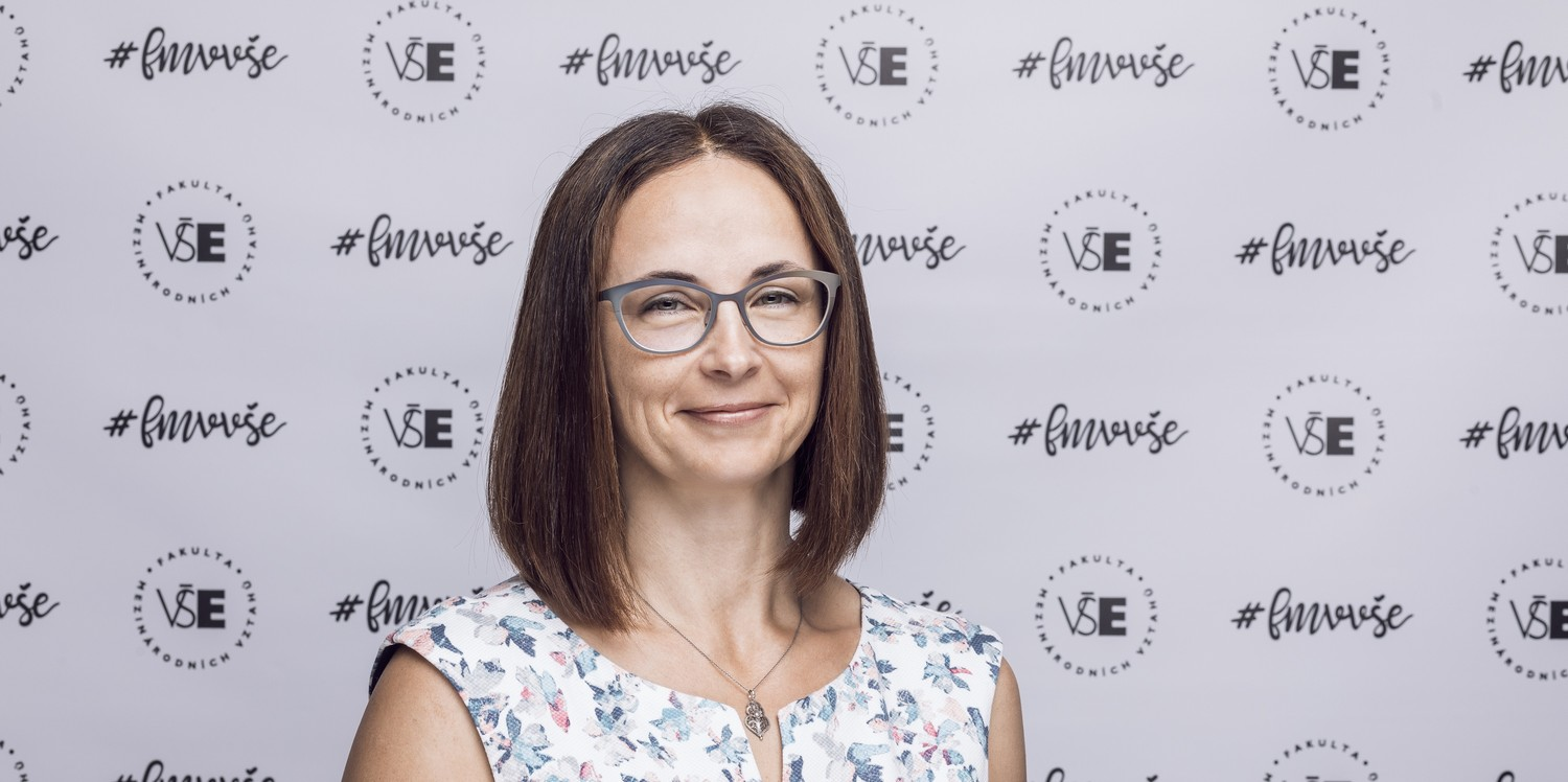 Vice-Dean Radka Druláková was appointed as a member of the evaluation panel of the Grant Agency (CZ)