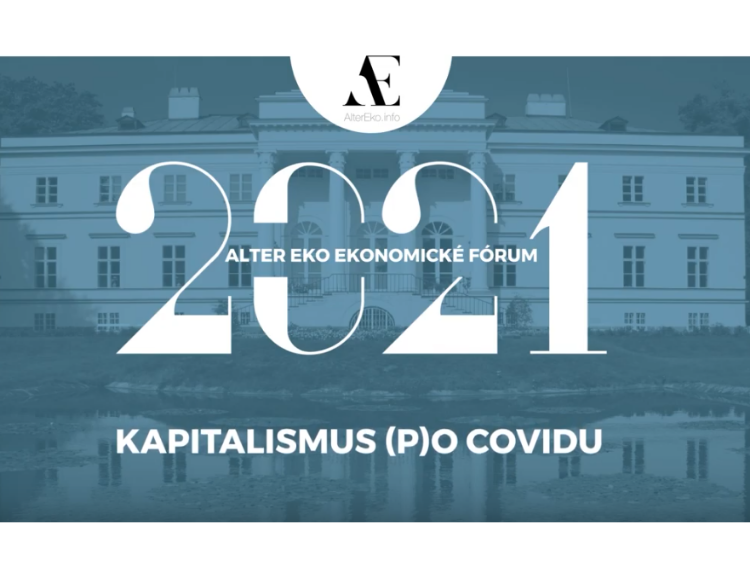 FIR was partner of ALTER ECOnomic forum 2021: Capitalism after covid