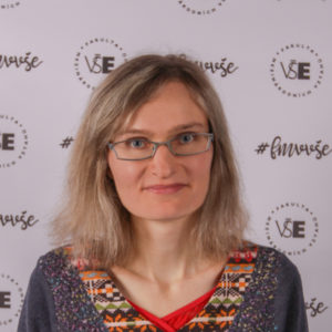 doc. Nicole Grmelová, Head of The Department of Corporate and European Law