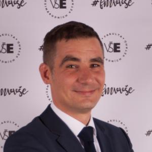 Petr Král, Head of The Department of International Business