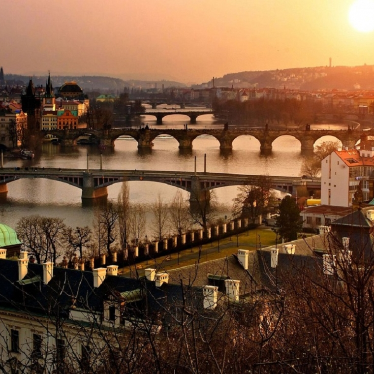 Why to study in Prague?
