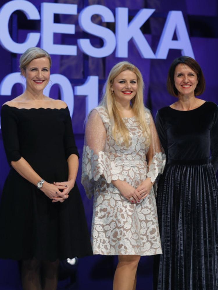 FIR Alumni figure on the list of TOP women of the Czech Republic